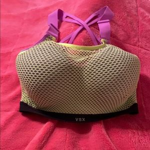 3 for $40 Victoria's Secret VSX Sport bra 32DDD